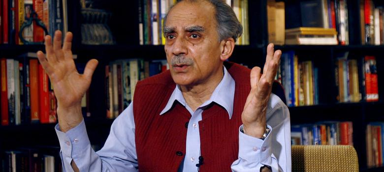 Demonetisation was the 'largest money laundering scheme ever', Arun Shourie tells NDTV