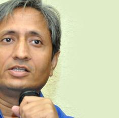 'We have become the consumers of tragedy': Ravish Kumar on the Indian media's political agenda