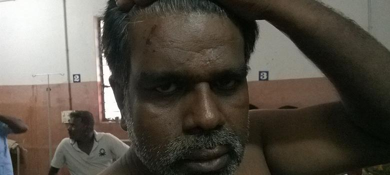 Whatever happens, I will not give up writing: persecuted Tamil writer Puliyur Murugesan