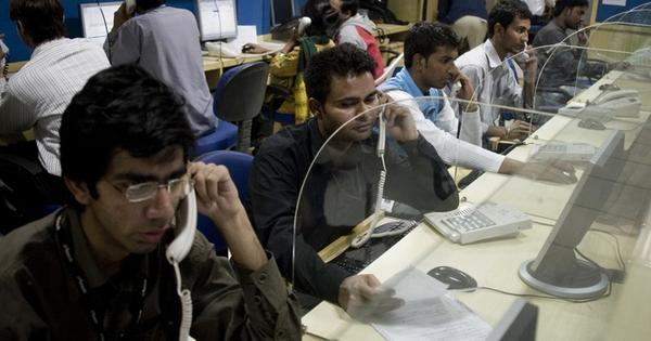 In India, call centre work is breeding a new colonialism
