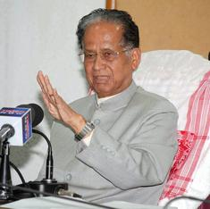FIR filed against Assam CM Tarun Gogoi for violating model code of conduct