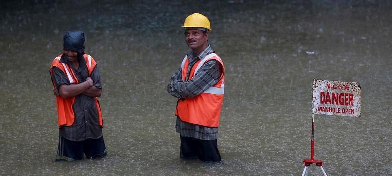 Mumbai must plan to cope with 'unprecedented rain' ‒ climate change will make it more frequent