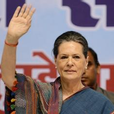 BJP showed its contempt for public mandate by imposing President's Rule in two states:  Sonia Gandhi
