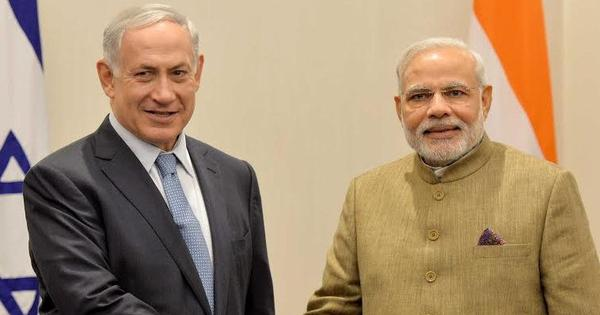 Why Israel matters to India (and Modi)