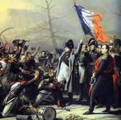 Napoleon's battle for Parisian hearts largely took place on stage