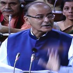 Arun Jaitley works hard to improve the atmosphere for business but ignores climate change