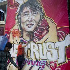 Norwegian Nobel Institute says it cannot revoke Aung Sang Suu Kyi's Peace Prize