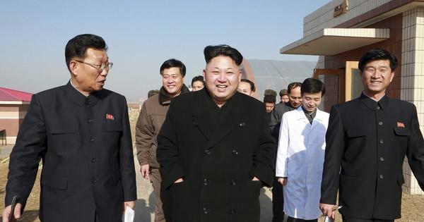 Earthquake of magnitude 3.4 detected near North Korea's nuclear test site