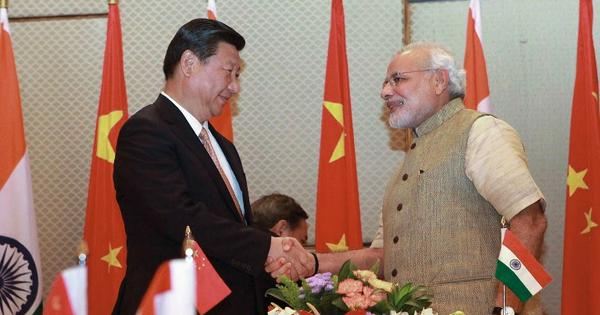 Despite the Xi-Modi bromance, Indians and Chinese don't actually like each other