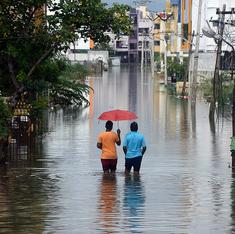 Chennai floods are not a natural disaster – they've been created by unrestrained construction