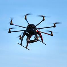Lab notes: Drones can be used to transport blood products used for transfusion