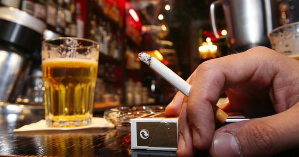 Booze and tobacco companies in India are set for a rough hangover