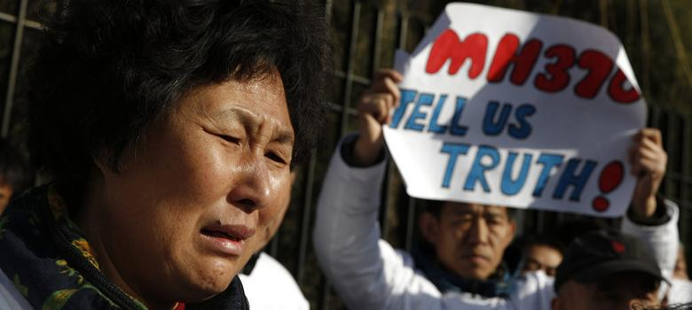 Flight MH370: Malaysian, Chinese and Australian governments end search for missing aircraft
