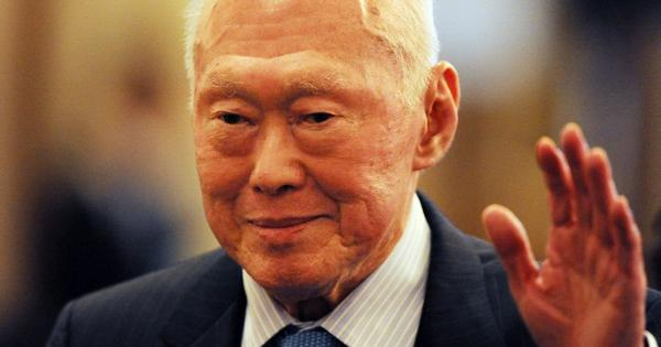 Why Singapore's Lee Kwan Yew stopped admiring India