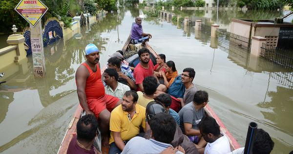 Chennai floods dissolved many social barriers ‒ but can the city make the sense of solidarity linger?