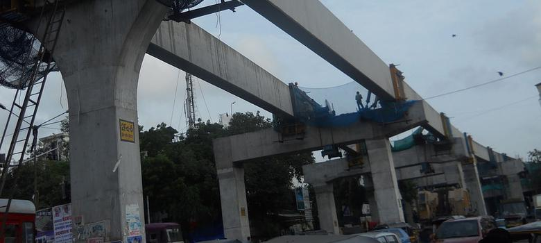 Why Mumbai's new monorail seems to be built for real-estate developers rather than commuters