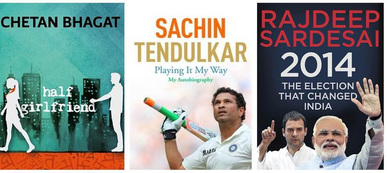 Why Sachin Tendulkar's bestseller is worth five times Chetan Bhagat's