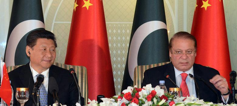China's new Silk Road passing through Pakistan poses a military challenge for India