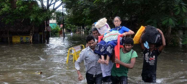 'Water has its own memory': A diary of the 2015 Chennai flood
