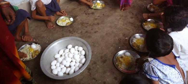 Not just Madhya Pradesh: Denying eggs to malnourished children is common in BJP-run states
