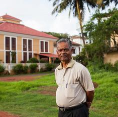 How a Goan fisherman escaped the southwest monsoon by boat