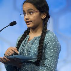 Indian-Americans win Spelling Bee yet again, but success isn't a natural product of our culture