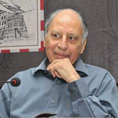 'Akademi has not stood up for beleaguered writers': Poet Keki Daruwalla returns his award