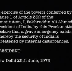 The midnight knock of the Emergency: how Indira Gandhi arrested her opponents