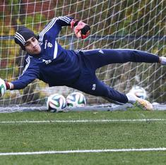 The making of Gurpreet Singh Sandhu: Natural talent, strife and the madness of Kolkata football