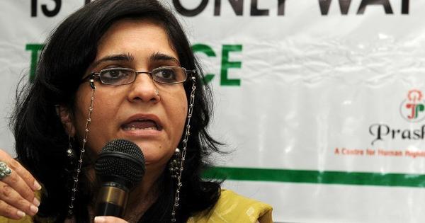 CBI raids Teesta Setalvad's home two weeks before Gujarat high court hears case against Modi's 'clean chit'