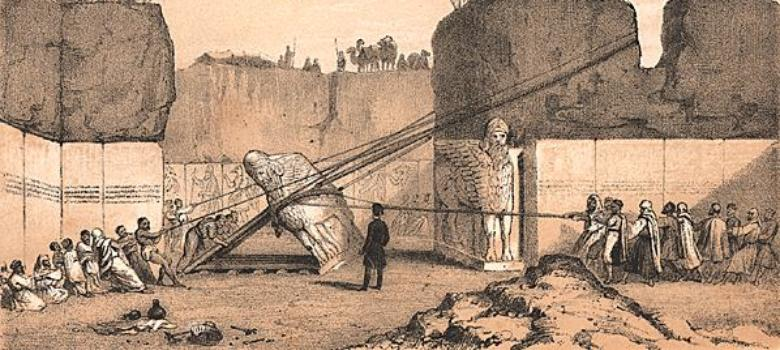 'Nineveh' in Bombay, circa 1840s: When the splendours of ancient Assyria enraptured the city