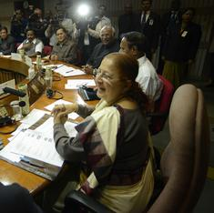 Speaker's call for all-party meeting shows there's more than one battle raging in Lok Sabha