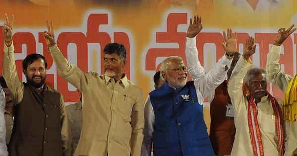Modi ignoring calls and the threat from Jagan: Why Chandrababu Naidu is taking on the BJP