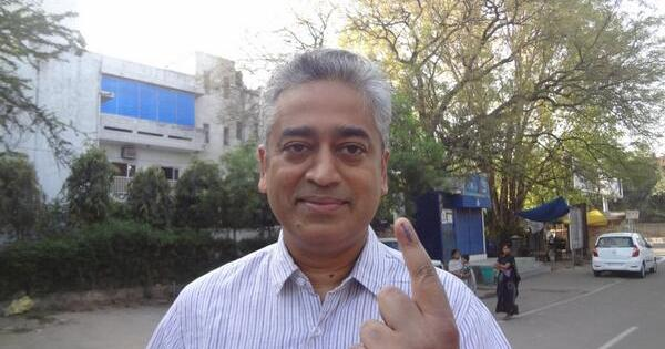 Rajdeep Sardesai on his relationship with Arnab Goswami, and other anecdotes from his book