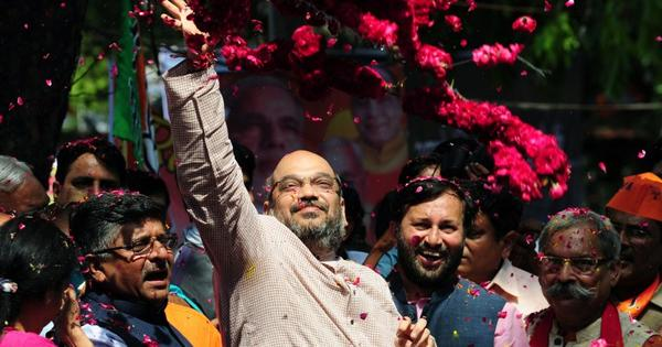 BJP's panna pramukh strategy in UP yields the ultimate dividend