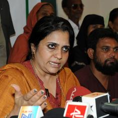 Supreme Court seeks response from Gujarat on Teesta Setalvad's plea against bank accounts freezing