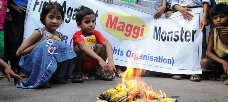 Maggi noodles Case Study - slideshare.net
