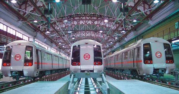 You could have an assured seat in the Delhi Metro by paying five times more