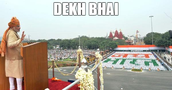 Start-up Stand-up, pesky political pundits and all the tid-bits from Modi's second I-day speech