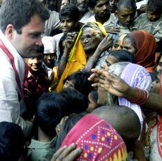 The Congress needs only one strategy: focus on India's poor