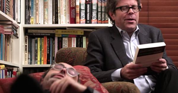 Video: Is this the best book trailer in the world ever?