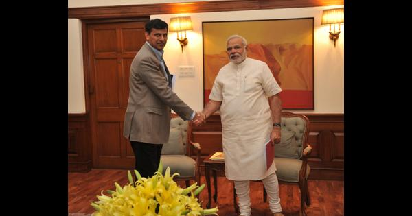 Modi administration's roller-coaster relationship with Raghuram Rajan