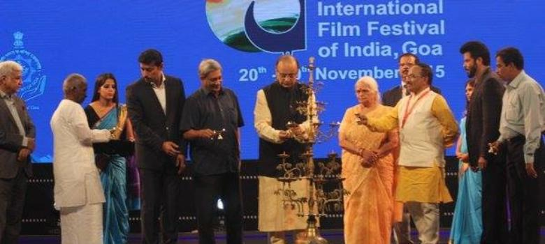 National Film Development Corporation takes charge of the International Film Festival of India