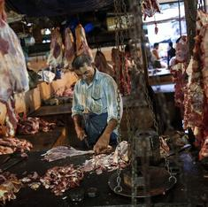 Meat ban irony: How a Congress-imposed order was cut to size during BJP rule