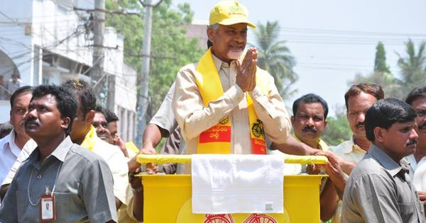 BJP irked by Telugu Desam's insistence that NaMo stands for Naidu and Modi