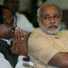 MP CM's cold ties with Modi weaken his bargaining power on everything from Gir lions to dam heights
