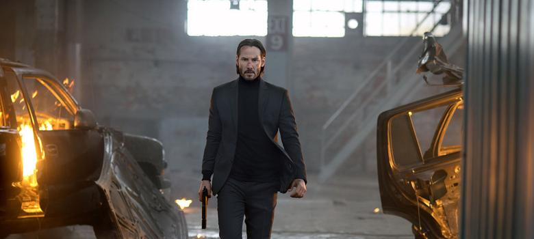 In 'John Wick', Keanu Reeves is the world's most dangerous animal-rights activist