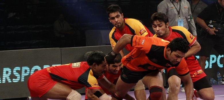 Mumbai show why they are the best team in the Pro Kabaddi tournament