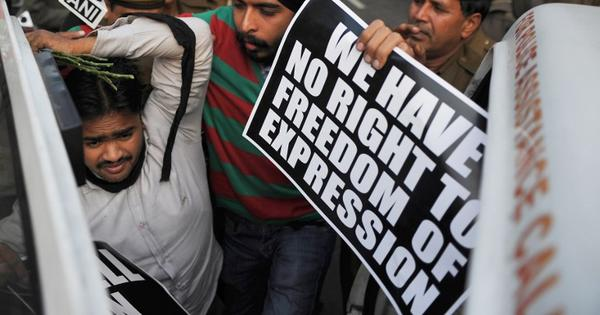 Government says Indian online free speech activists are working for business interests
