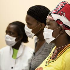 South Africa aims to detect every TB patient, while a million cases in India slip through the cracks